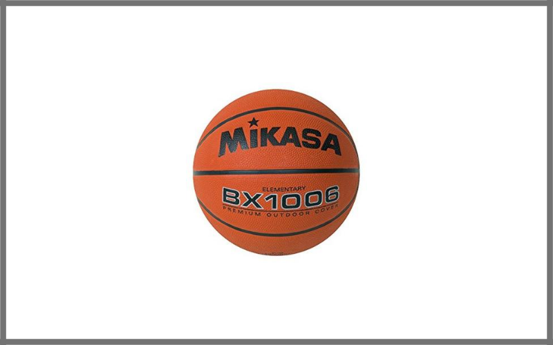 Mikasa Youth Basketball Review
