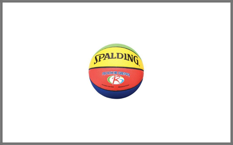 Spalding Rookie Gear Indoor/Outdoor Composite Youth Basketball Review