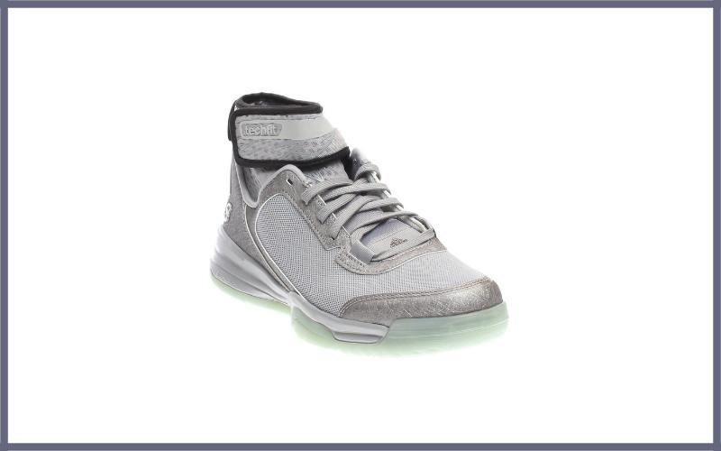 Adidas Mens Dual Threat Bb Basketball Shoes