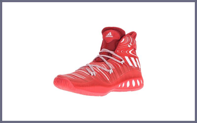 Adidas Performance Mens Crazy Explosive Basketball Shoe