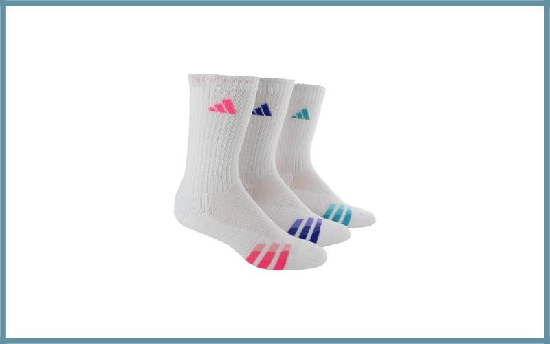 Adidas Womens Cushioned Crew Sock