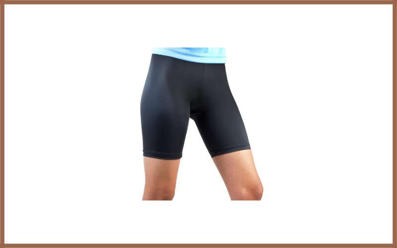 Aerotech Women's Compression Workout Shorts