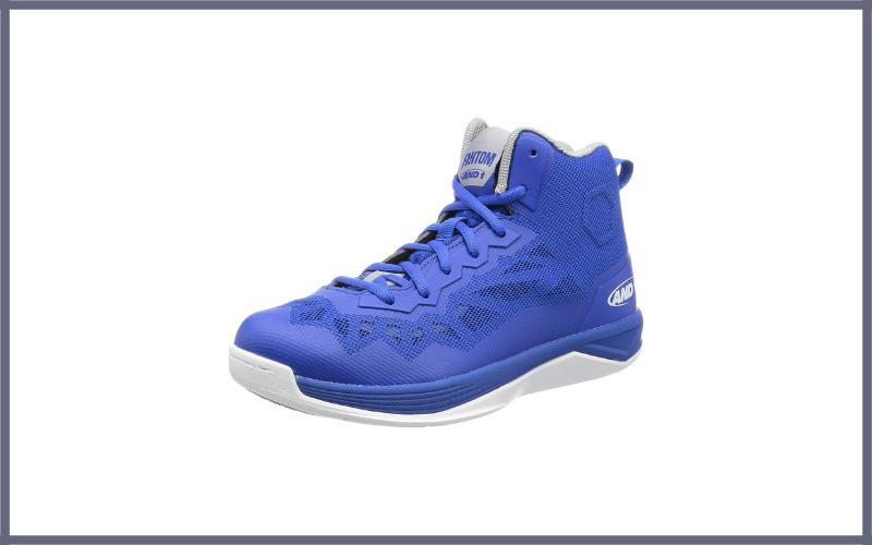 And1 Mens Fanton 2 M Basketball Shoe