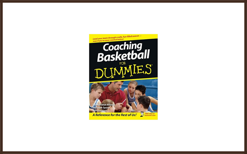 Coaching Basketball For Dummies By National Alliance Of Youth Sports