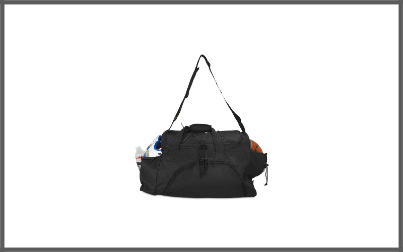 DALIX Dagger Basketball Duffle Bag
