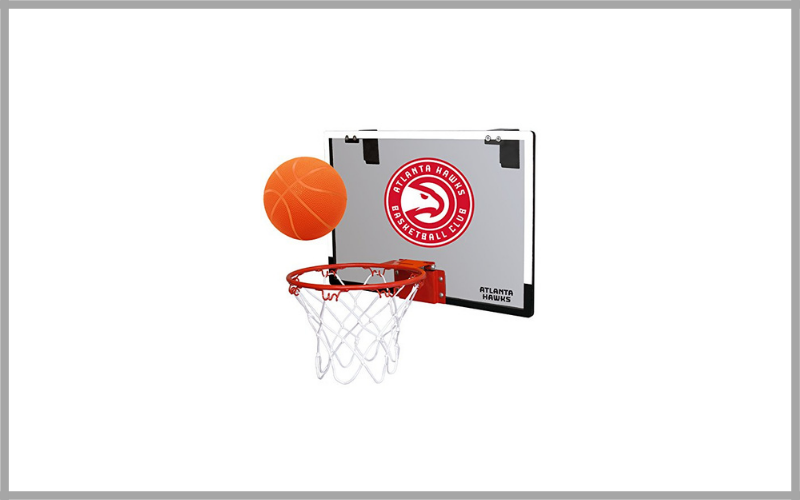 NBA Game On Indoor Basketball Hoop and Ball Set by Jarden Sports Licensing