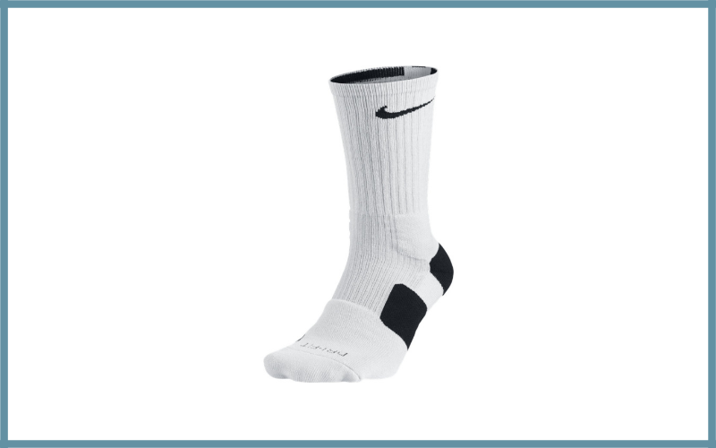 Nike Dri Fit Elite Crew Youth Basketball Socks