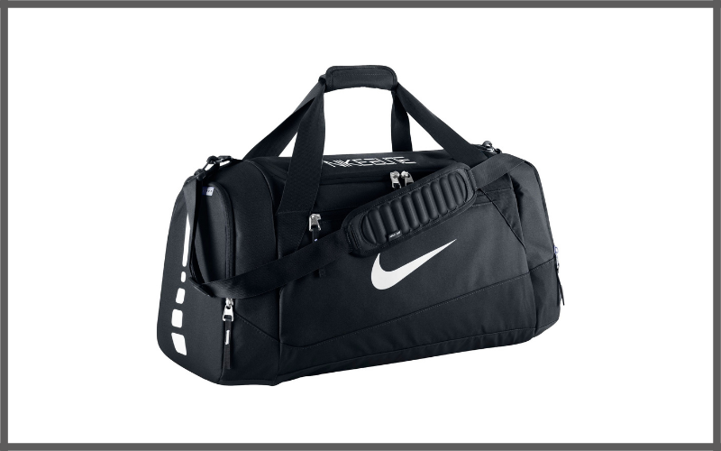 Nike Elite Max Air Team Large Basketball Duffel Bag