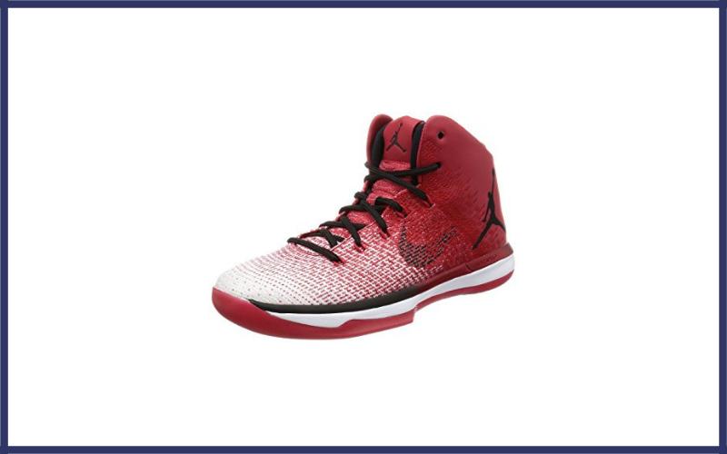 Nike Jordan Mens Air Jordan Xxxi Basketball Shoe