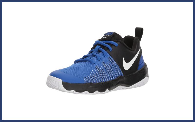 Nike Kids' Team Hustle Quick Basketball Shoe