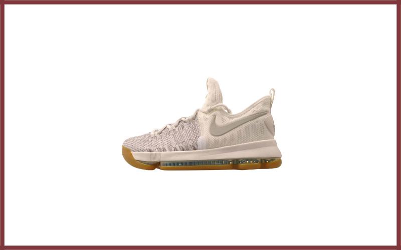Nike Kids' Zoom KD 9 Basketball Shoe