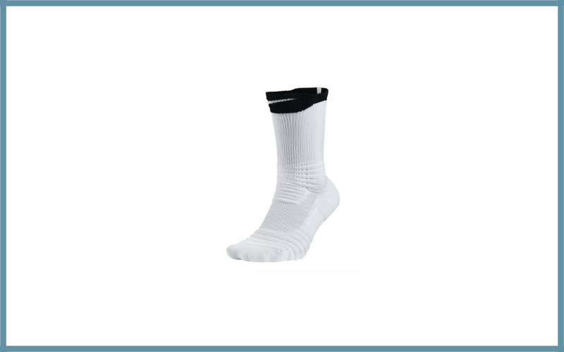 Nike Mens Elite Versatility Basketball Crew Socks