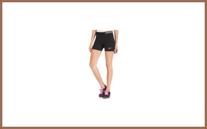 "Nike Pro 5"" Compression Shorts"