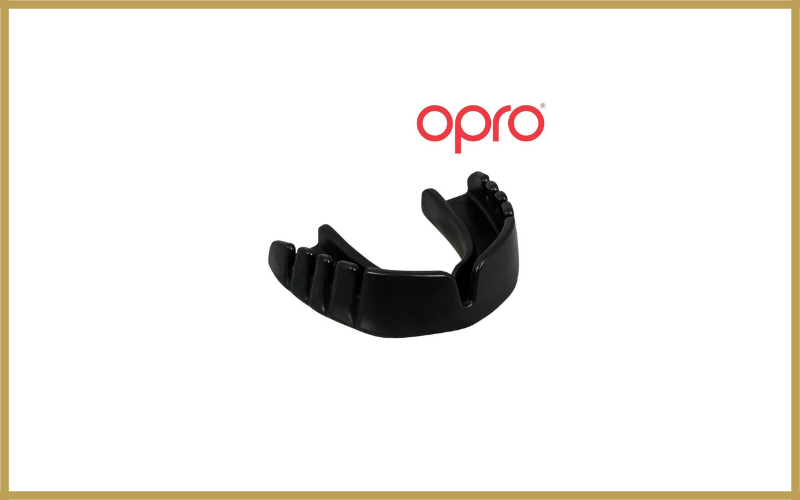 Opro Junior Mouth Guard Snap Fit