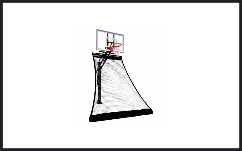 Rolbak Foldable Basketball Return Net