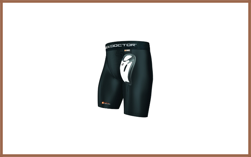 Shock Doctor Men's And Boy's Core Compression Short