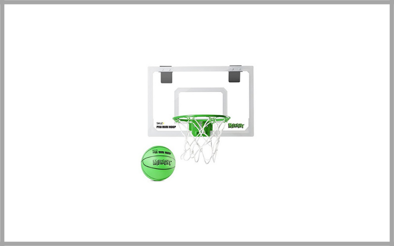 SKLZ Pro Mini Basketball Hoop – Glow In The Dark